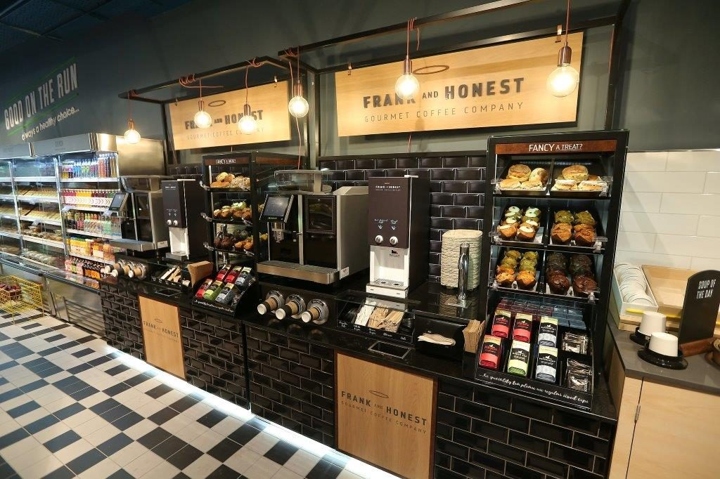 Frank & Honest coffee